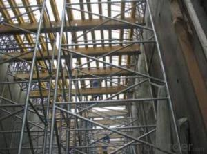 Tower Scaffolding for build