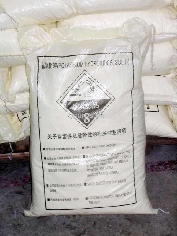 POTASSIUM Oxide HYDRATE 95% in High Quality