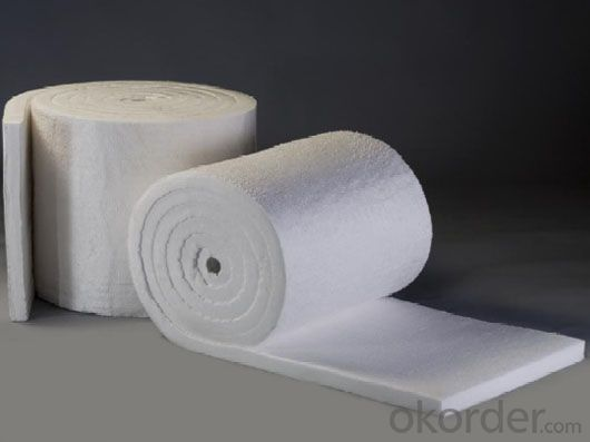High pure ceramic fiber blanket