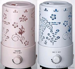 Carved Cylinder Home Humidifier
