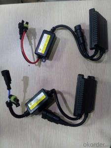 LED car headlamp Ultra slim ballasts-12V 35W-AC HID bulbs-Tc bulbs,HID bulbs-H1,H7,H11,9005,9006,880