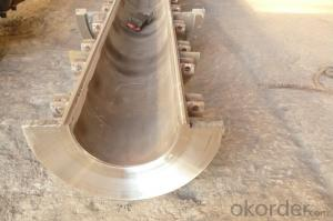 concrete pole plant mould 15 meters