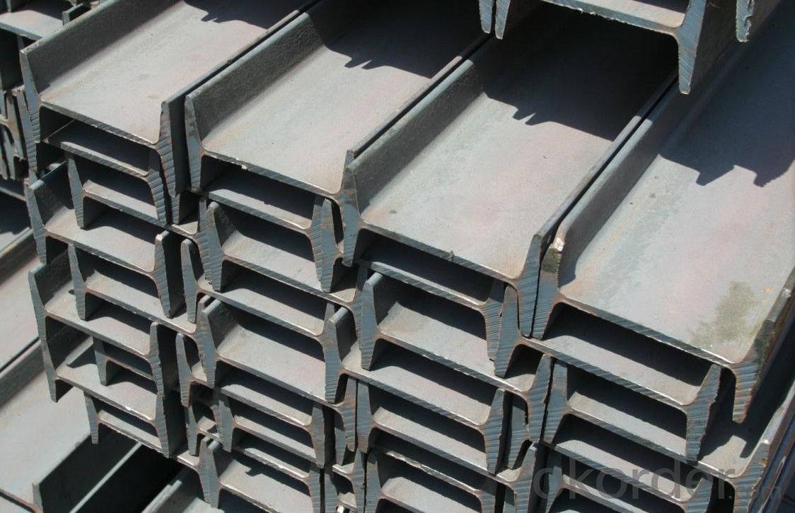 Hot Rolled Metal Steel H Beams
