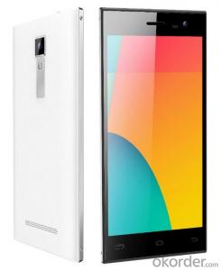 China Smartphone Android 4.2 MTK6582 5.5 Inch IPS Display