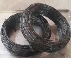 New Dark Annealed Wire with Construction Quality