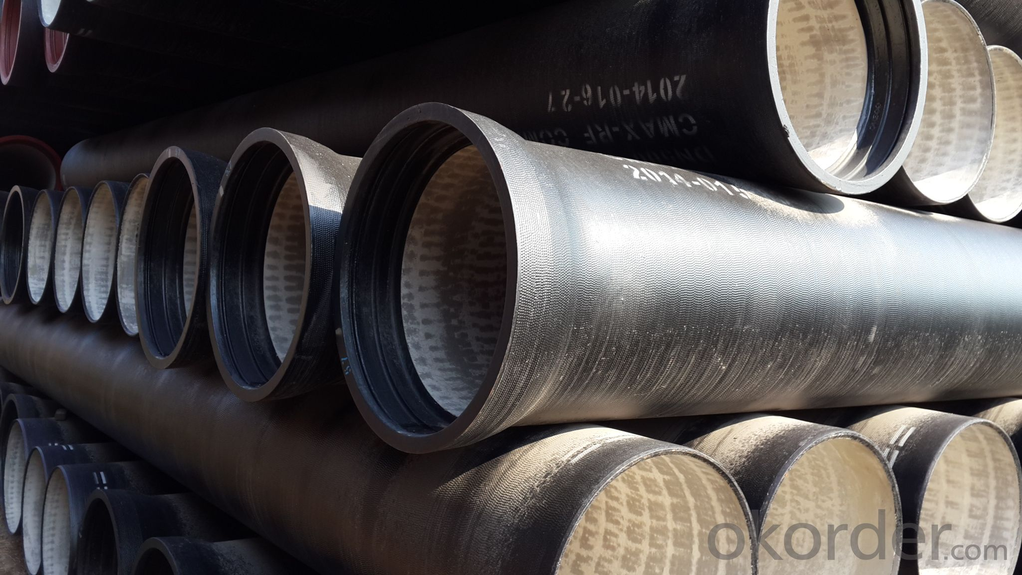 Ductile iron pipe DN250