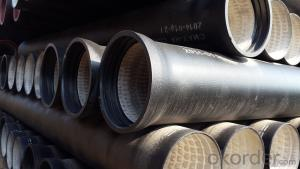 Ductile iron pipe DN300