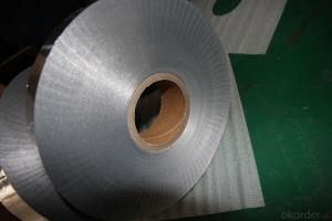 Aluminum Foil  Tapes without release liner T-F3504WWL