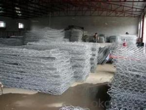 Galvanized Hexagonal Wire Mesh 1.6 mm Gauge