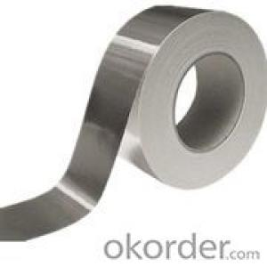 Aluminum Foil Tape Solvent-Based without Liner