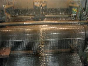 Galvanized Welded Hex Wire Fence with Different Sizes