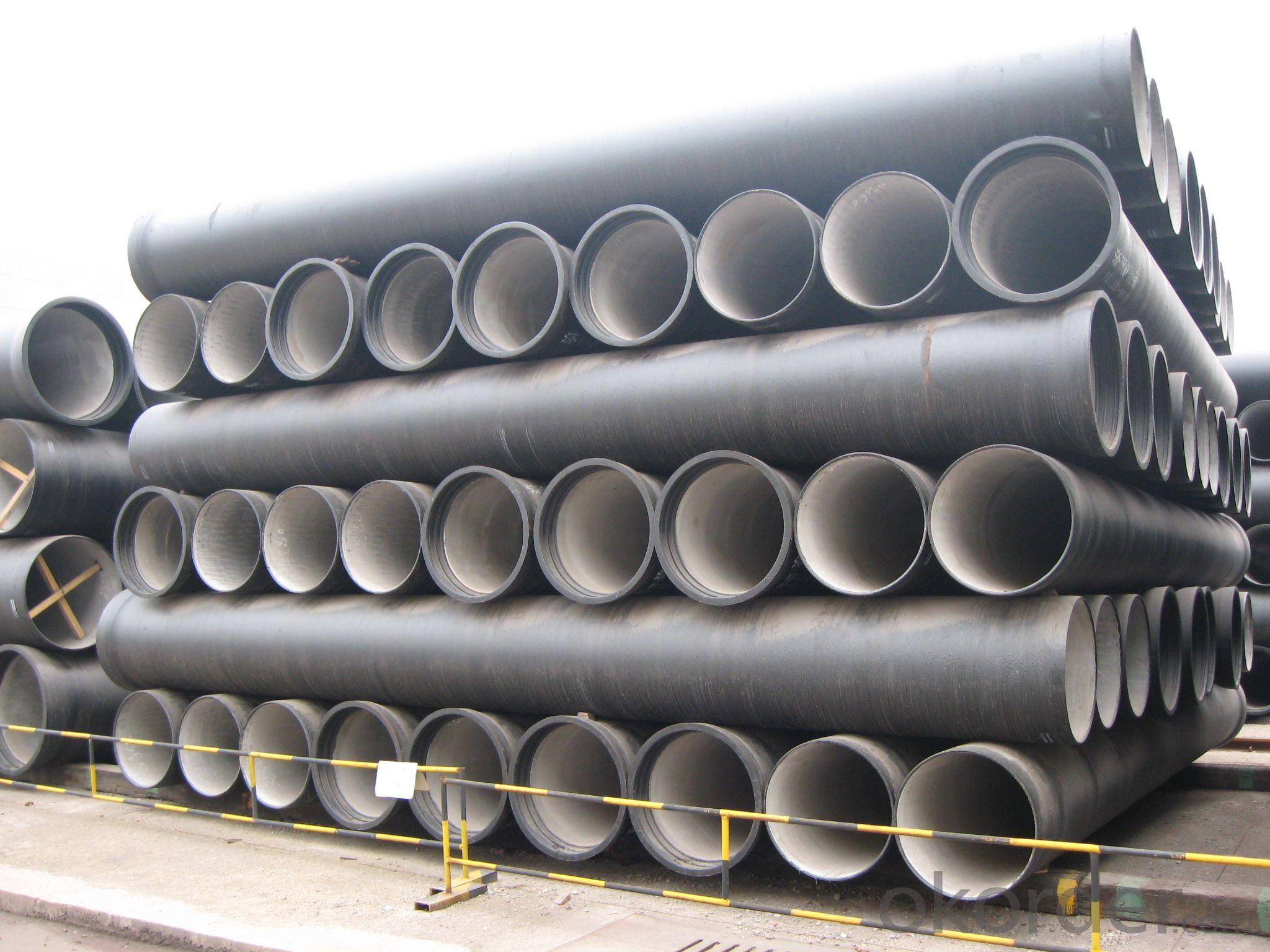 EN545  Ductile Iron Pipe DN300