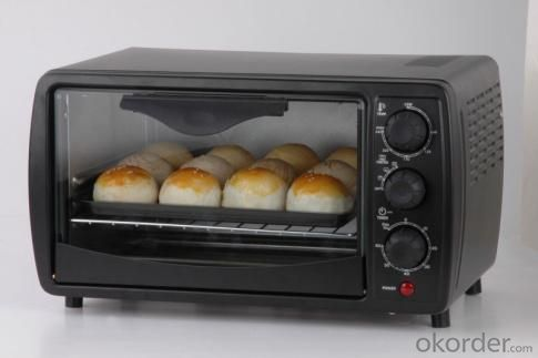 Electric Oven with Convection Functions