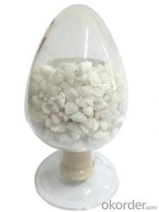 White Corundum White Fused Alumina For Refractory