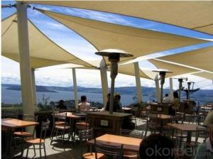 Shade Cloth or Shade Sails for Beach