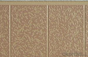 decorative wall covering  metal panels