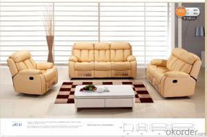 Modern recliner sofa