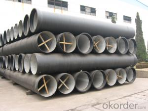 DUCTILE IRON PIPE DN400 K8