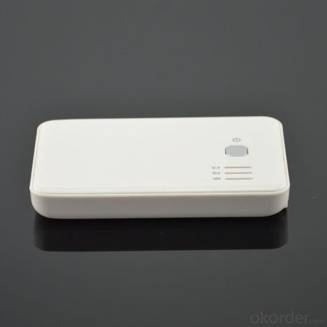 White Color USB Power Charger for Mobile