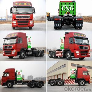 DAYUN BRAND NATURAL GAS TRACTOR TRUCK-CGC4253(CNG)