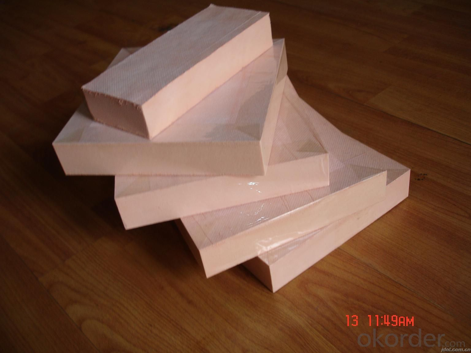 Quality Phenolic Foam Boards Insulation 12CM