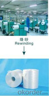 AR Spray Up Roving ZrO2 16.7%