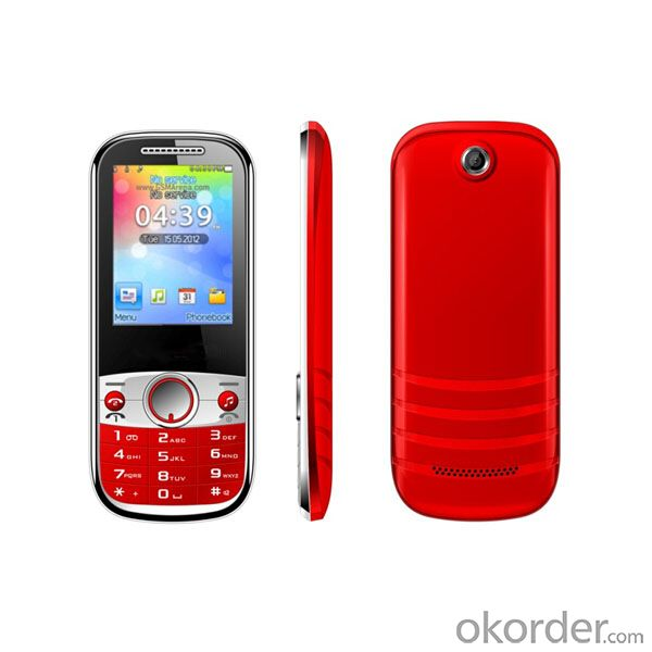 Cheaper 2.4 inch Bluetooth Feature Mobile Phone