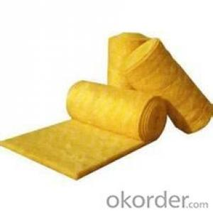 Glass Wool Blanket 20kg/m3 china supplier