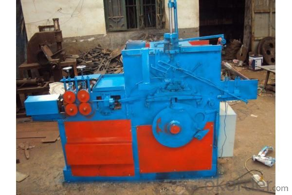 Low noisy Nail making machine