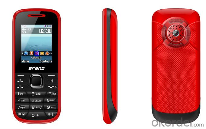 Cheapest Chinese Mobile Phone 1.8inch Gift Hot Sale Mobile Phone