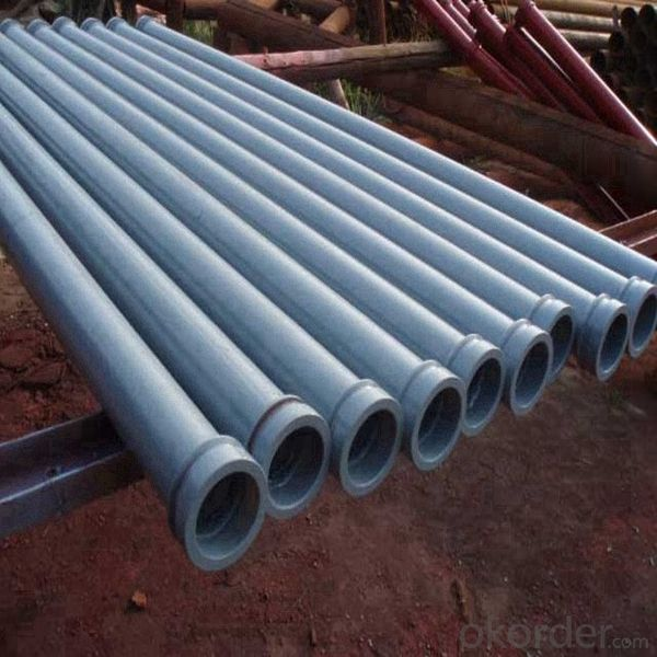PM concrete pump high wear pipe DN125*4.5mm*3m