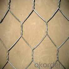 Galvanized Hexagonal Wire Mesh 0.66 mm Gauge