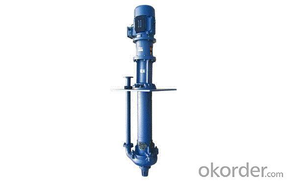 KZJL series liquid slurry pump