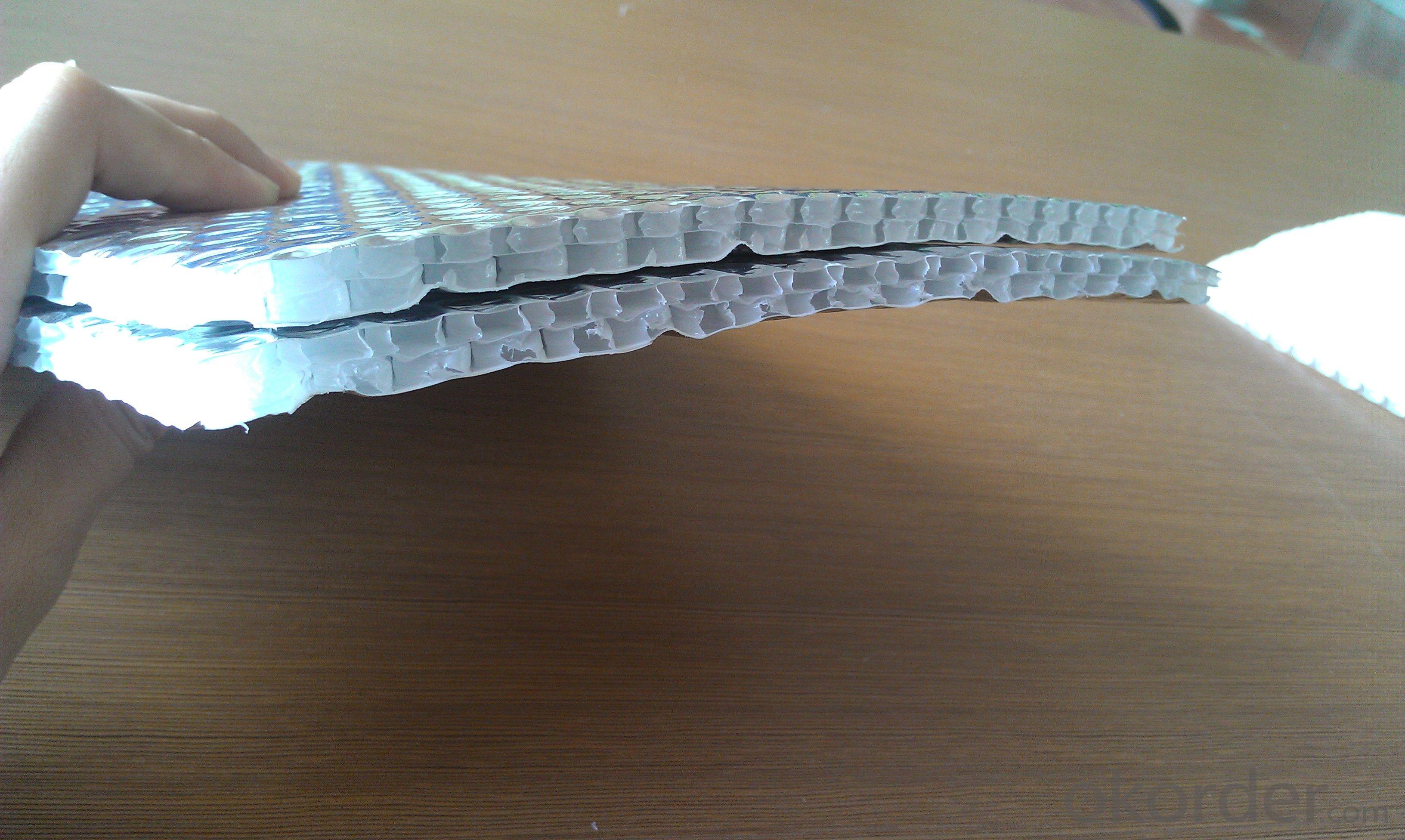 heat insulation material for floor