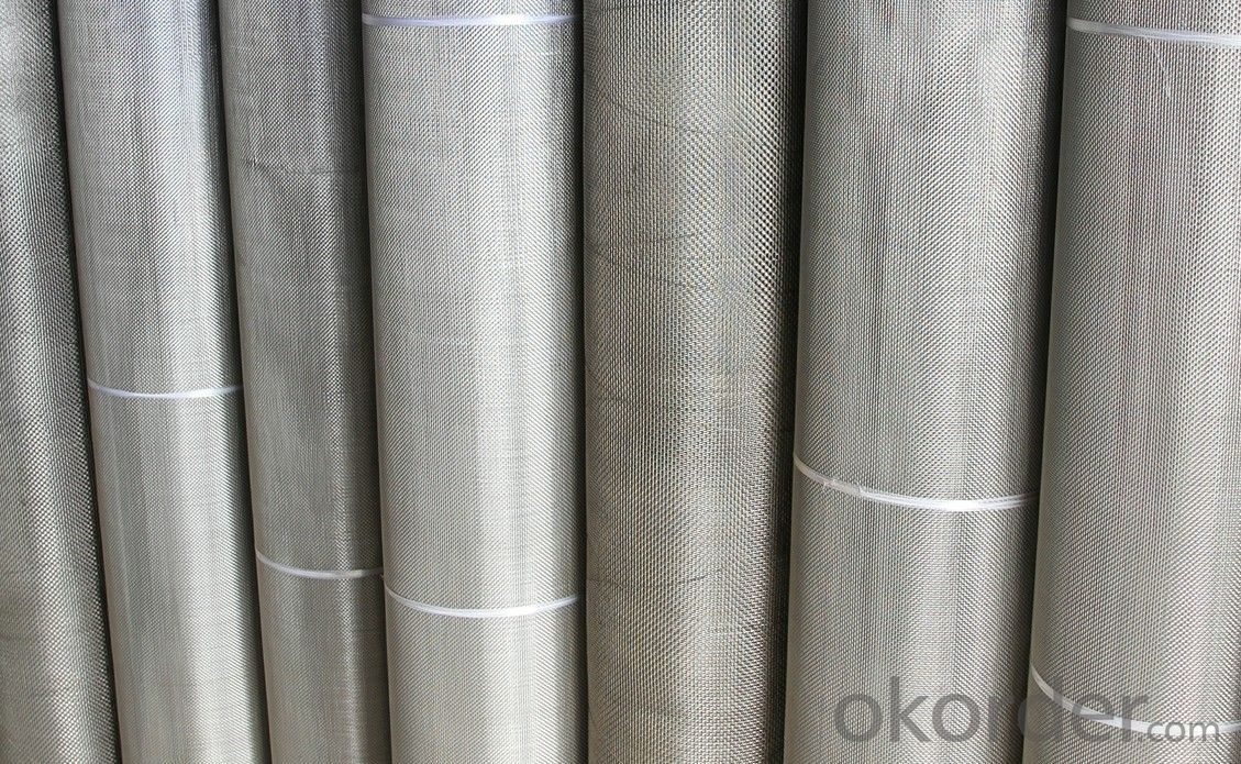 High Quality Stainless Steel Wire Panel