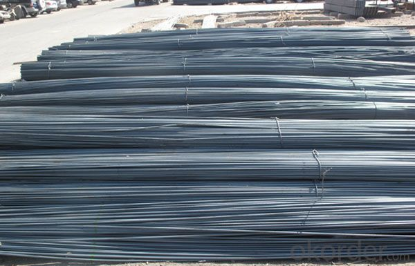 HRB400 hot-rolled reinforced bar