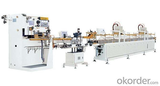 Can Body Production Line in Metal Packaging Industry