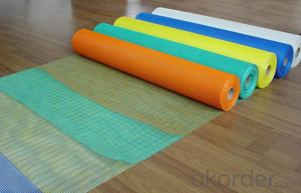 Fiber glass mesh cloth 160g/m2