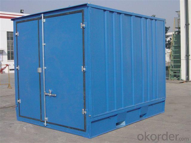 Cheap Galvanzied Steel Storage Prefabricated House