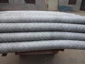 Hexagonal Wire Mesh 0.64 mm Gauge 3/8'' Inch Aperture