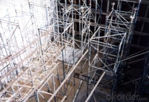 Tower Scaffolding System