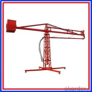 Concrete Placing boom machine
