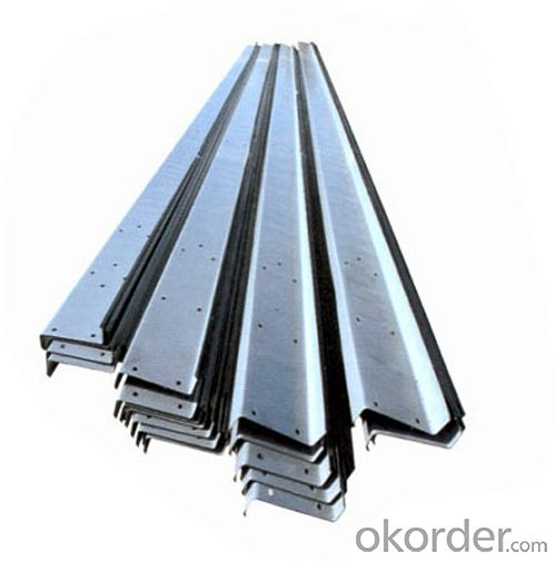 Galvanized Steel Z Purlins
