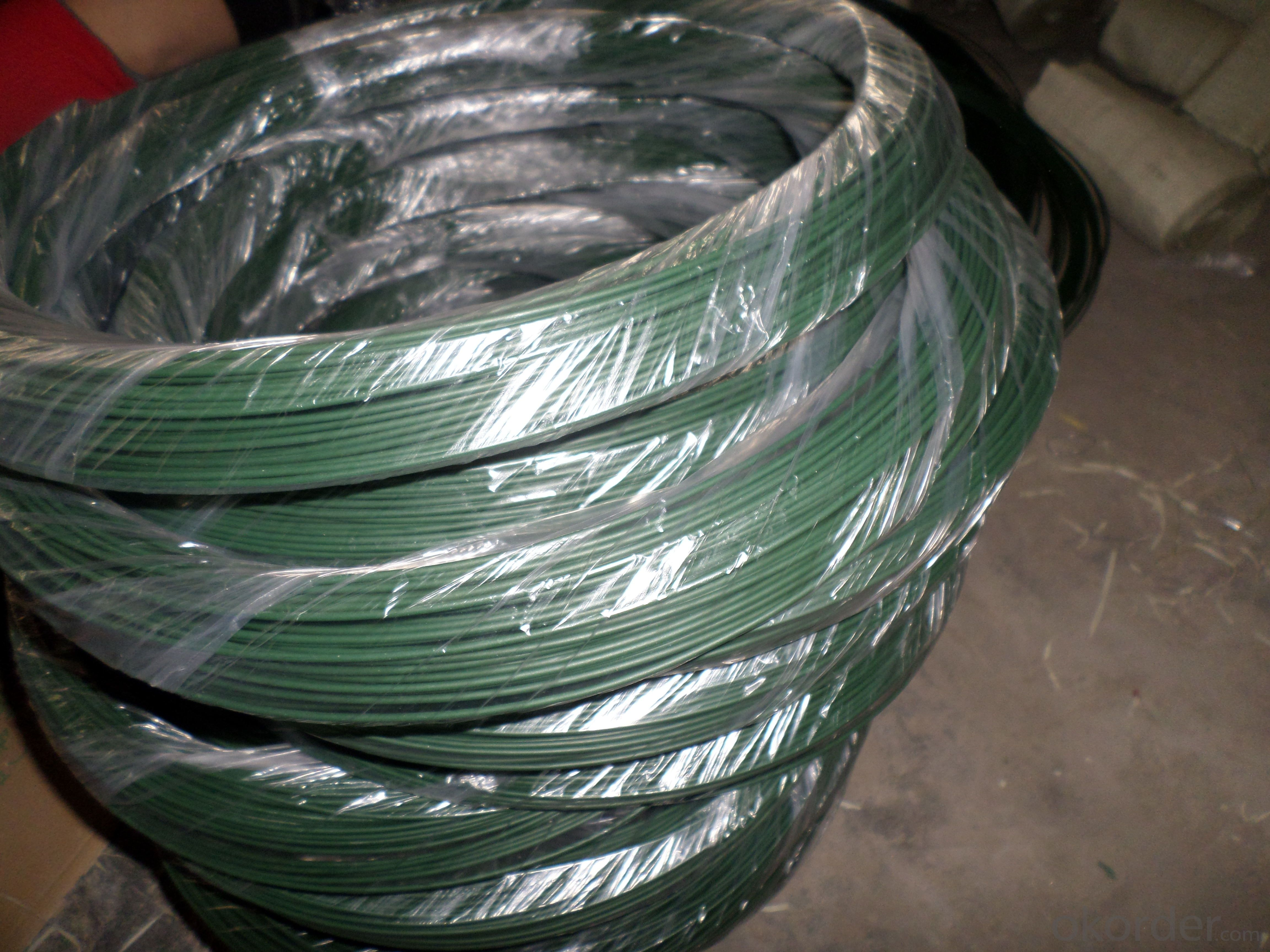 Good PVC Coated Wire