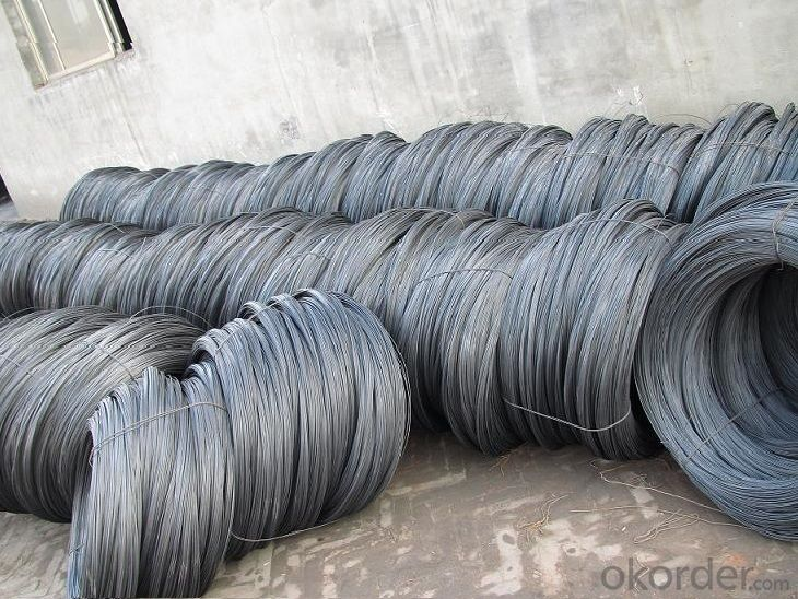 High Quality Black Hard-drawn Wire