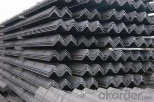 Equal Steel Angles in Material Grade GB-Q235