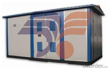 Prefabricated Substation for Wind Power