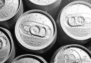 Aluminum foil for can