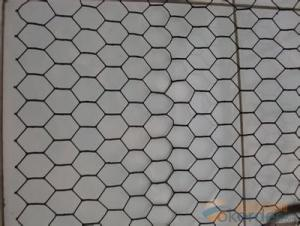 Hexagonal Wire Mesh 0.64 mm Gauge 3/4'' Inch Aperture