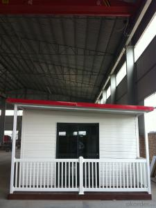 Out Back Prefabricated House for Austalia